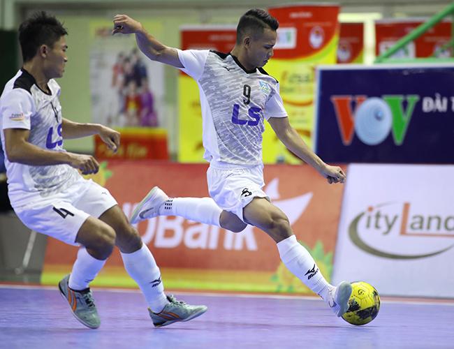futsal,giải VĐQG Futsal