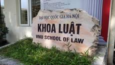 Chấm dứt hợp đồng với giảng viên luật bị tố quấy rối nữ sinh