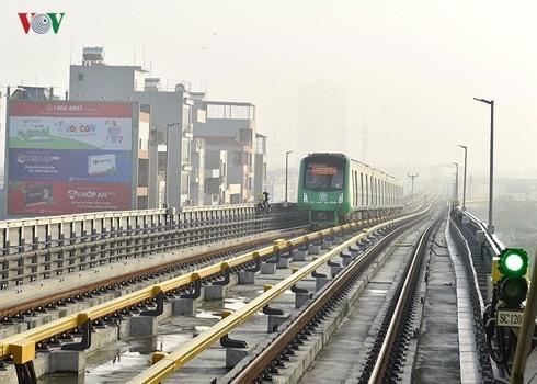 đường sắt đô thị,đường sắt đô thị Cát Linh Hà Đông