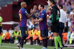 Messi vào sân muộn, Barca tiếp tục mất điểm