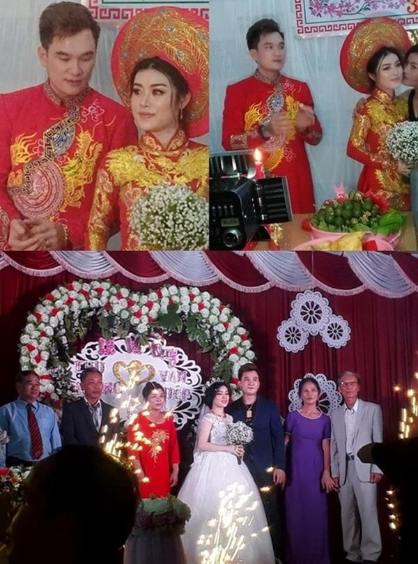 Lâm Chấn Huy bí mật làm đám cưới cùng bạn gái 9X