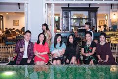 Thanh Lam, Tùng Dương hội ngộ tại Khách sạn Manoir Des Arts