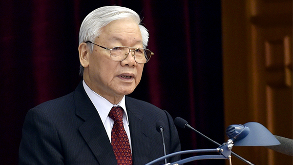 Trung ương giới thiệu Tổng bí thư để bầu làm Chủ tịch nước