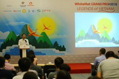 Chung kết WhiteHat Grand Prix 2018: 10 đội thi đối kháng trực tiếp tại Hà Nội