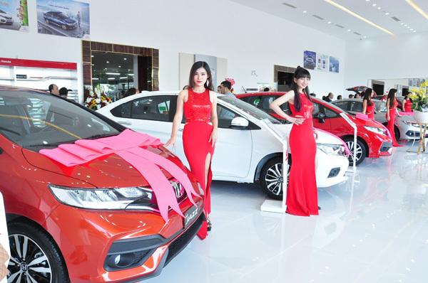 Khai trương Honda Ôtô Bình Thuận - Phan Thiết