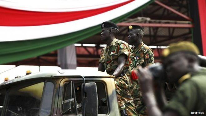 Những con số kinh hoàng từ nội chiến Nam Sudan