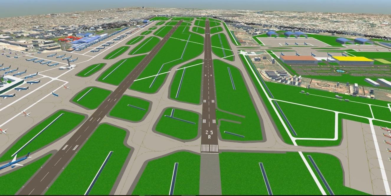 Chi 25.000 tỷ để mở rộng, sân bay Tân Sơn Nhất 'lột xác' thế nào?