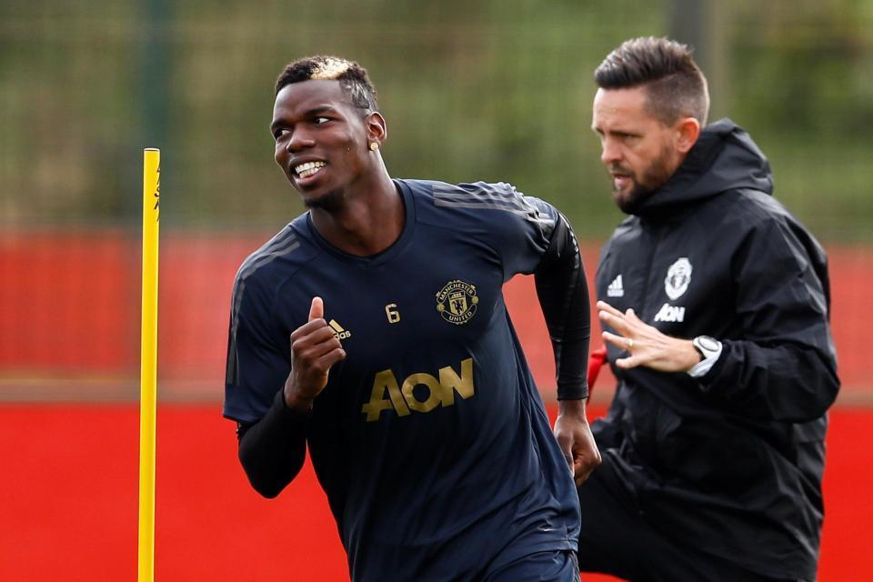 Pogba dọa rời MU nếu Mourinho không bị sa thải