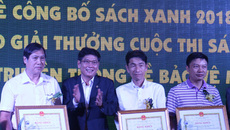 FrieslandCampina Việt Nam 4 năm liền nhận giải Doanh nghiệp xanh