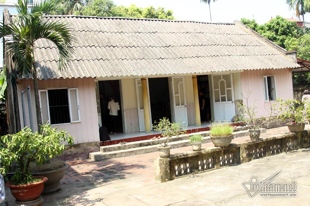 Ngôi nhà đơn sơ của nguyên Tổng bí thư Đỗ Mười ở ngoại thành Hà...