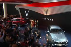 Ôtô VinFast 'trình làng' Paris Motor Show 2018