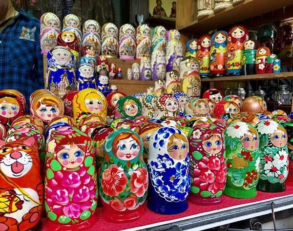 Vẻ đẹp bình yên ở vùng ngoại ô Moscow
