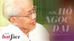 GS Hồ Ngọc Đại tiết lộ mối quan hệ với bố vợ