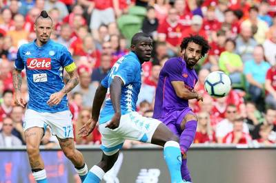 Kèo Napoli vs Liverpool: Đánh úp cửa trên