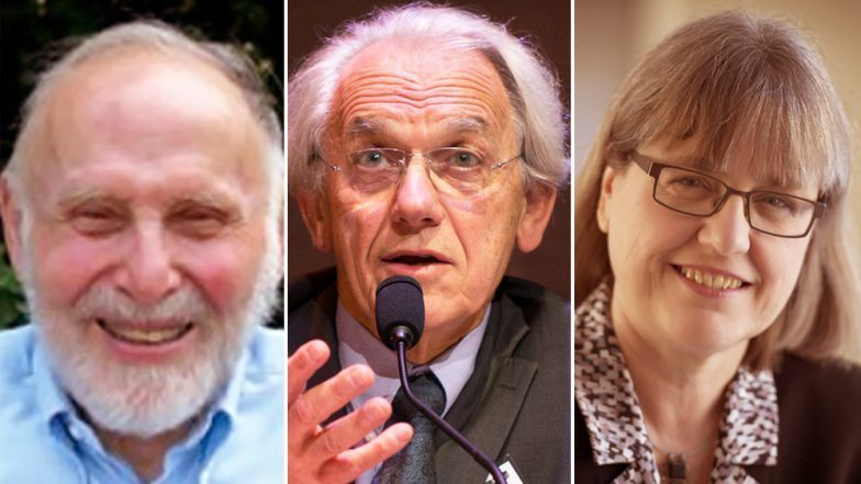 Nữ chủ nhân Nobel Vật lý 2018 là ai?