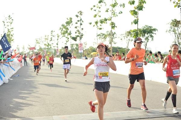 chạy bộ,UPRACE 2018,chạy bộ vì cộng đồng