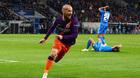 """Silva ghi """"bàn thắng vàng"""", Man City vất vả hạ Hoffenheim"""