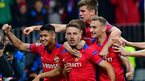 CSKA gây địa chấn khi quật ngã ĐKVĐ Real Madrid