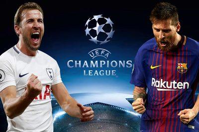 Kèo Tottenham vs Barca: Chờ Messi giải cứu