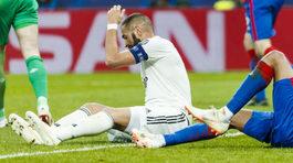 Real Madrid thua sốc C1: Chưa từng xảy ra khi có Ronaldo