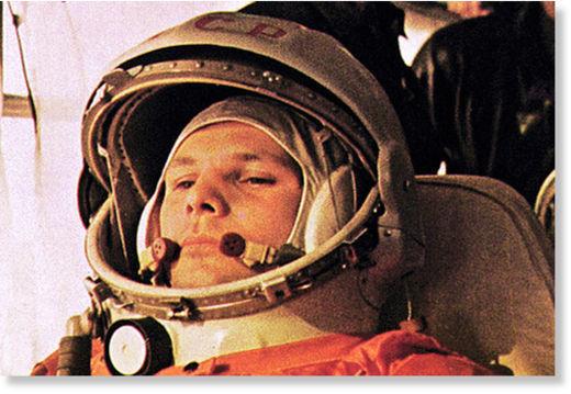 Yuri Gagarin,phi hành gia,Liên Xô