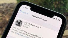 iOS 12.1 beta 2 ra mắt, sửa lỗi sạc trên iPhone XS