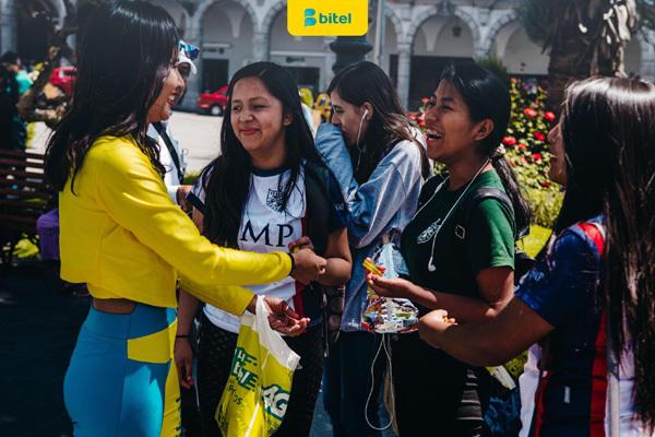Bitel tăng trưởng thuê bao nhanh nhất Peru 3 năm liên tiếp