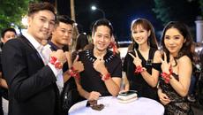 NSND Trung Hiếu, Minh Tít dự khai trương thẩm mỹ viện Michang