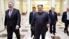 Ngoại trưởng Mỹ sang Triều Tiên, hội đàm với Kim Jong Un