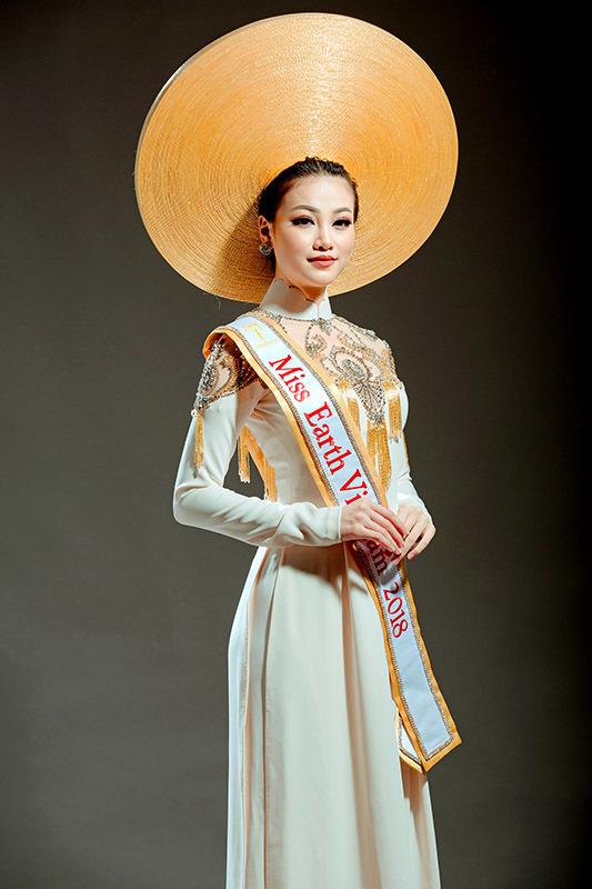 Nhan sắc đại diện Việt Nam dự Miss Earth 2018