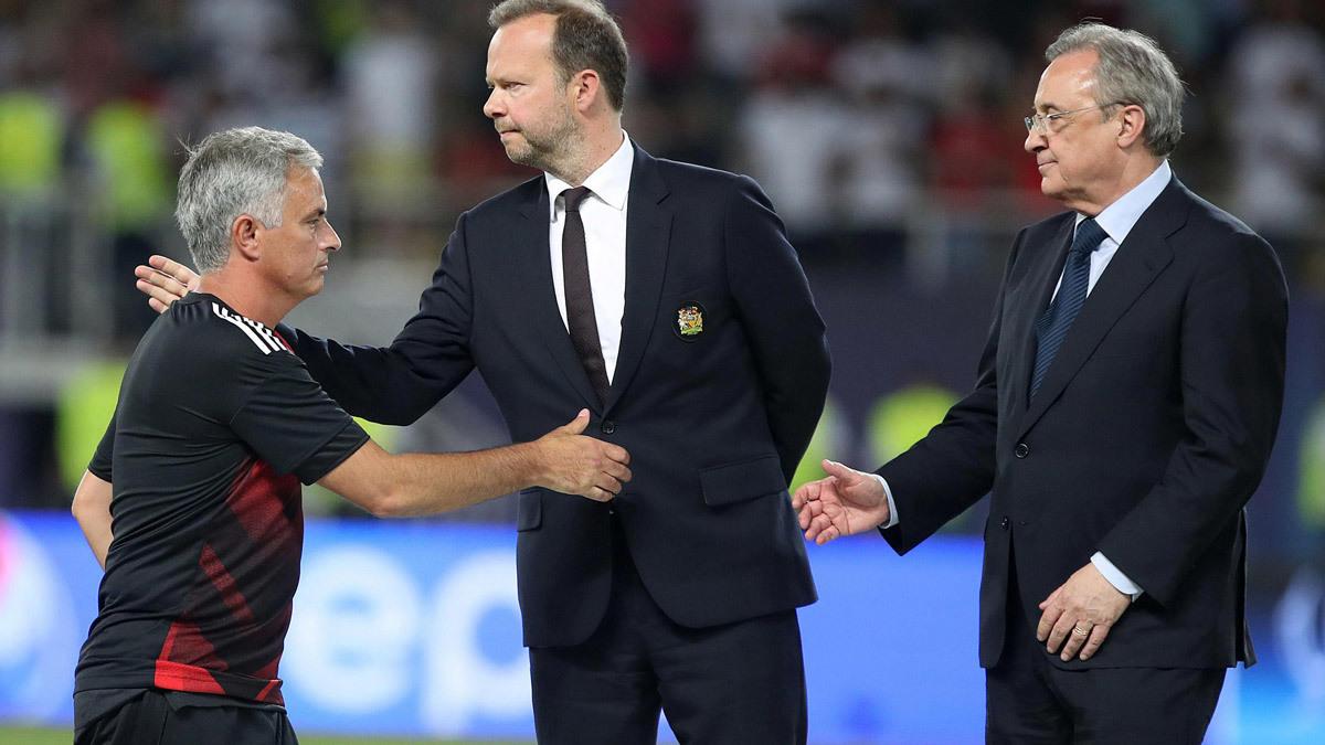 MU gạ đổi Alderweireldd, Real giải cứu Mourinho