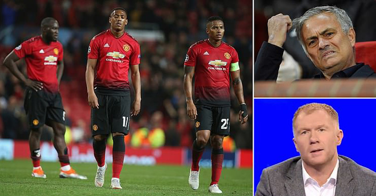 Paul Scholes ngạc nhiên vì Mourinho vẫn chưa bay ghế