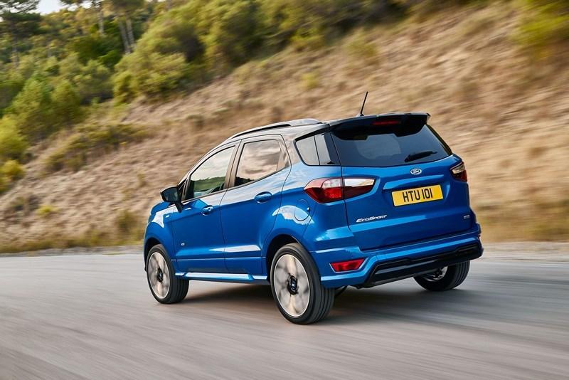 Cuộc đấu giữa Ford Ecosport và Honda HR-V liệu có cân sức?