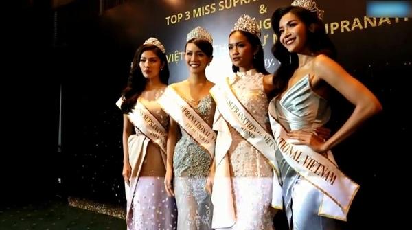 Minh Tú đại diện Việt Nam tham dự Miss Supranational 2018