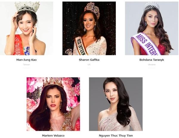 Lý do Á hậu Thúy An không thể thi Hoa hậu Quốc tế 2018