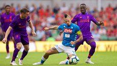 Trực tiếp Napoli vs Liverpool: So tài ở bến cảng