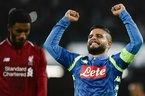Insigne che mờ Salah, Napoli đánh gục Liverpool
