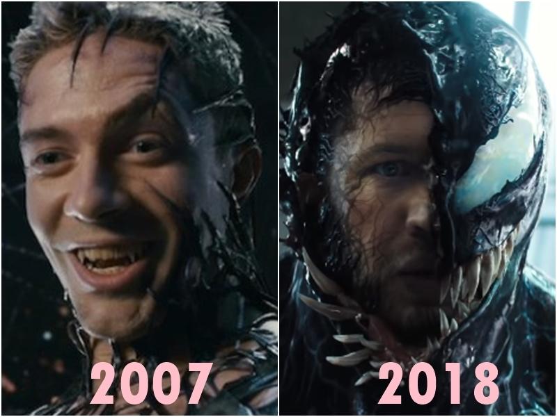Venom bị cắt 40 phút, khác cả nguyên bản truyện tranh khi ra rạp