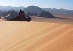 Đất nước nào có 90% diện tích là cát?