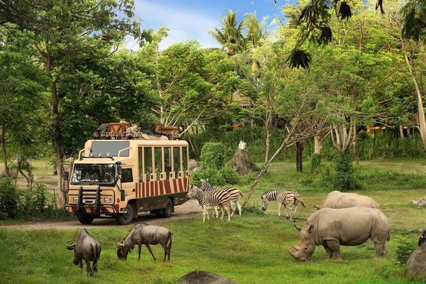 Đại gia Hong Kong bỏ chạy khỏi dự án Safari 500 triệu USD
