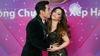 Nguyên Khang hôn Minh Tuyết trong đêm chung kết Tuyệt đỉnh song ca