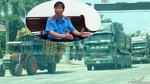 'Xe vua' ở Nghệ An: Lạ đời CSGT bị theo dõi từ A đến Z