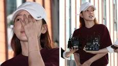 Goo Hara quỳ gối van xin bạn trai không tung clip sex lên mạng