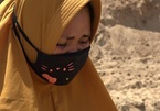 Nỗi đau xé lòng của người vợ mất chồng do sóng thần Indonesia