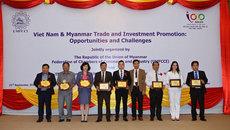 Sanest Khánh Hoà nhận giải thưởng Asean