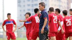 HLV Hoàng Anh Tuấn mang 26 cầu thủU19 Việt Nam sang Indonesia