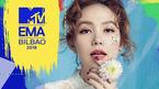Minh Hằng đại diện Việt Nam tranh giải tại MTV EMA 2018
