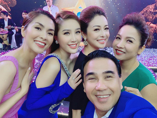 Sao Việt mong Lan Khuê sớm sinh con cho chồng đại gia