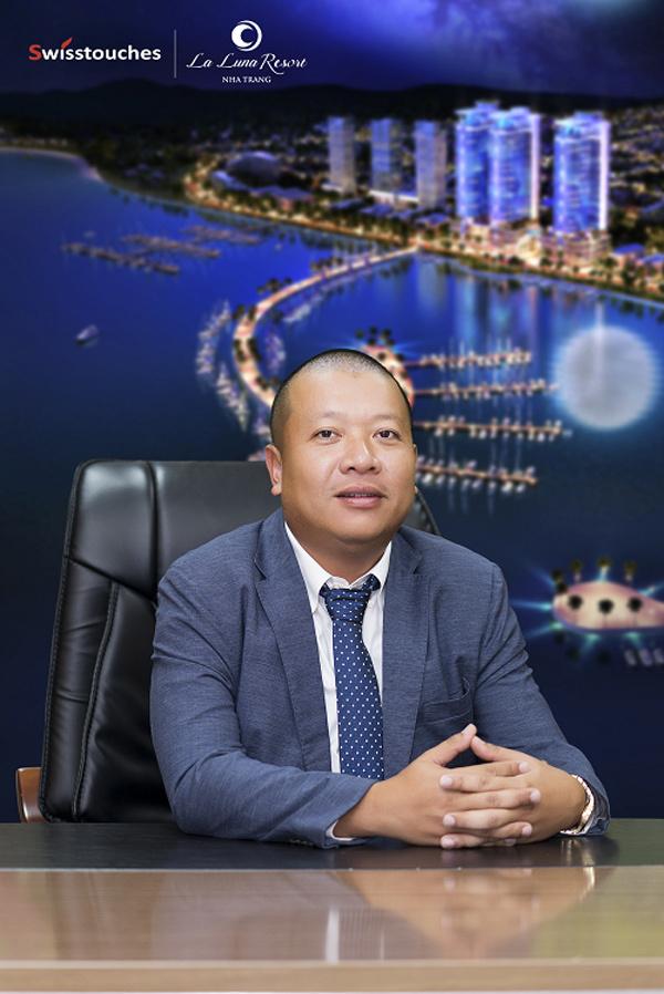 Chiến lược mở rộng thị trường của ông chủ Swisstouches La Luna Resort