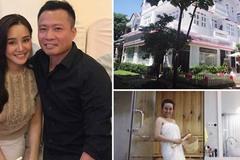 Cuộc sống của Vy Oanh và chồng đại gia trong căn biệt thự triệu đô